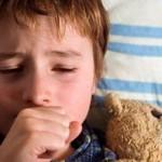 Влажный кашель у ребенка
