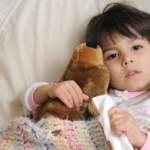 Причины ночного кашля у ребенка