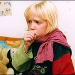 Продолжительный кашель у ребенка