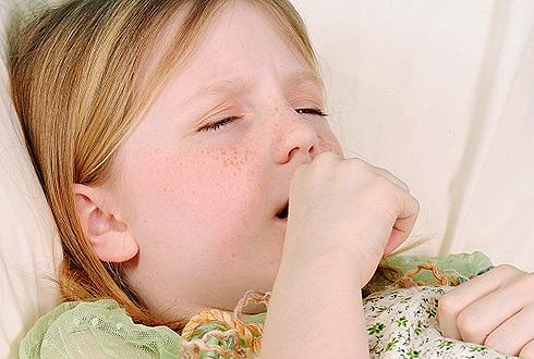 У ребенка охриплость и кашель
