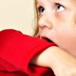 Чем растирать ребёнка при кашле