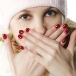 Симптомы сухого кашля