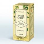 Сироп алтея при сухом кашле