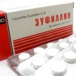 Эуфиллин при астме